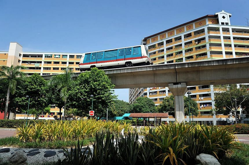 The Land Transport Authority (LTA) and SMRT will be implementing enhancements to increase the reliability of the Bukit Panjang LRT.