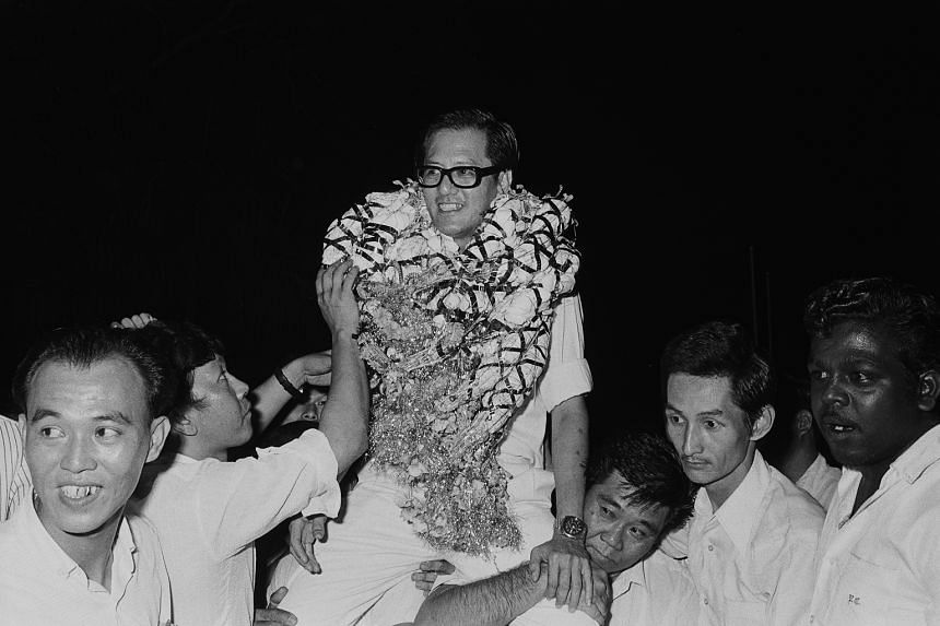Former MP Phey Yew Kok, who was once one of Singapore's most powerful unionists, came out of hiding after 35 years on the run.