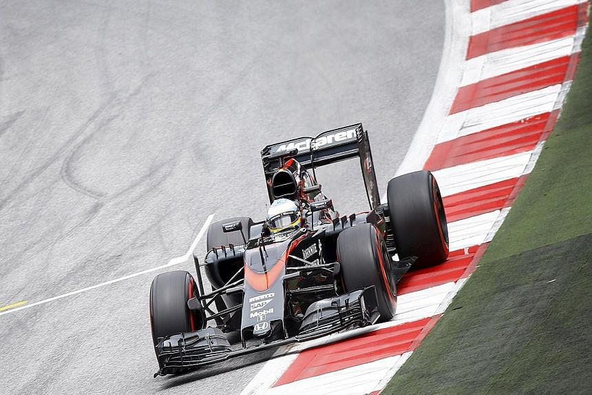 McLaren, with driver Fernando Alonso in action in the recent Austrian Grand Prix, have not been able to live up to their past reputation as the second most successful team in F1, with no victory achieved since 2012.