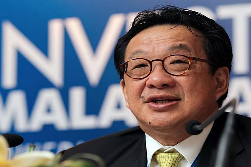Malaysian tycoon and performing arts lover Francis Yeoh.