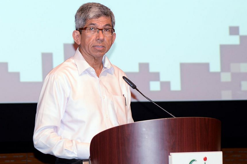 Minister for Communications & Information and Minister-in-charge of Muslim Affairs Yaacob Ibrahim (above) was responding to recent comments by Malaysia's former Prime Minister Mahathir Mohamad and ex-minister Zaid Ibrahim.