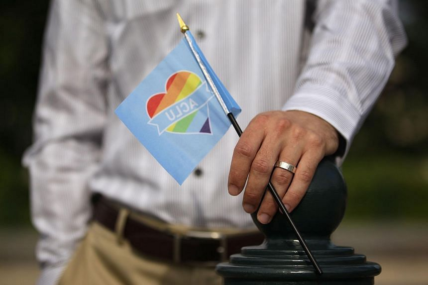 With the ruling, gay marriage will become legal in all 50 states.
