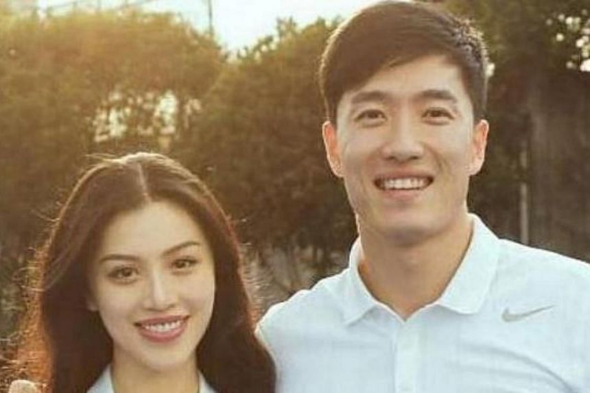 Retired star hurdler Liu Xiang has ended his 290-day marriage to actress Ge Tian.