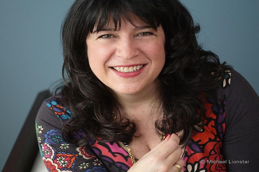E. L. James (above) rewrites her best-selling Fifty Shades Of Grey from the point of view of stalker-protagonist Christian Grey in Grey.