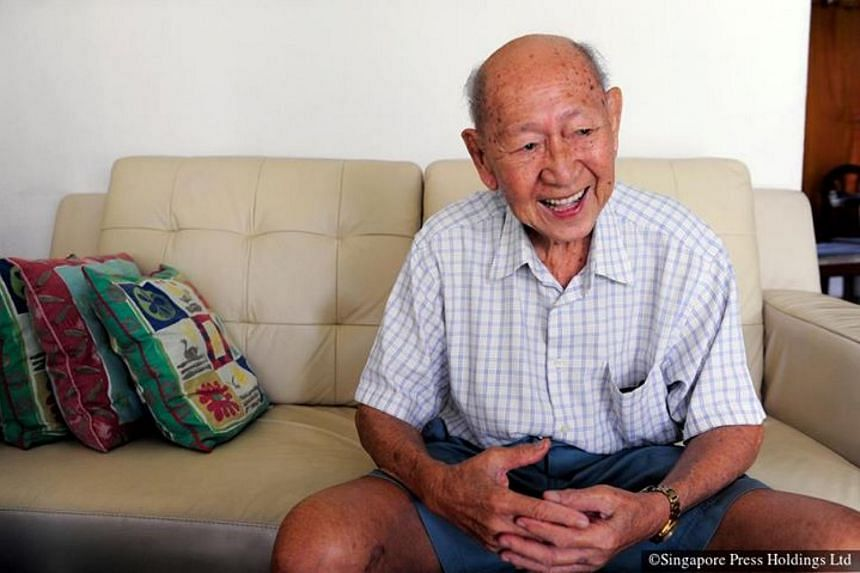 Mr Chia Chwee Leong, who was friends for over 75 years with the late Prime Minister Lee Kuan Yew, died at the age of 93.