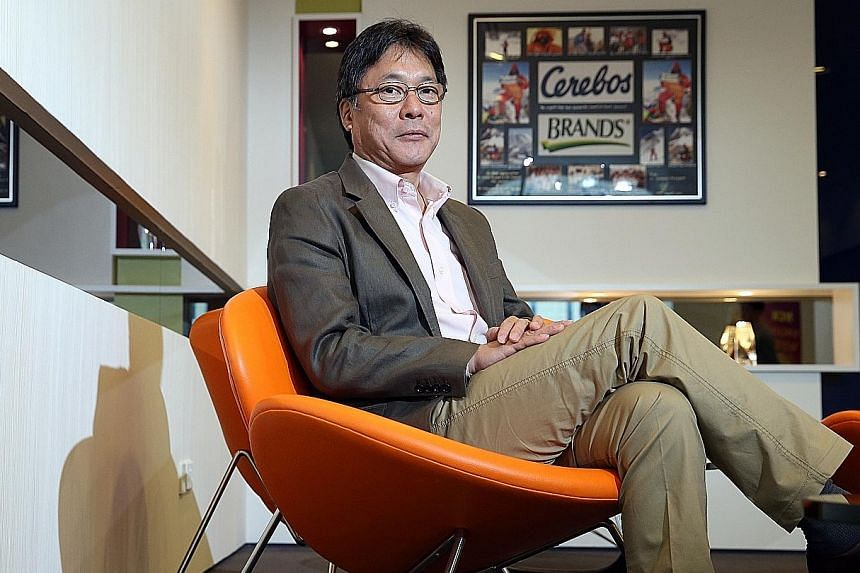 Cerebos Pacific group chief executive Gen Saito says Brand's Essence of Chicken is still an unpolished jewel. He wants to identify the science behind its benefits and make it more relevant to consumers.