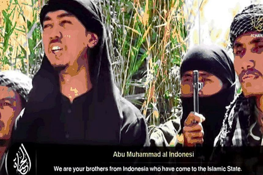 Last July, an ISIS recruitment video specifically called for Indonesians to join the militant group's ranks. Indonesian officials have estimated that up to 300 Indonesians may have become foreign fighters in the Middle East over the last three years.