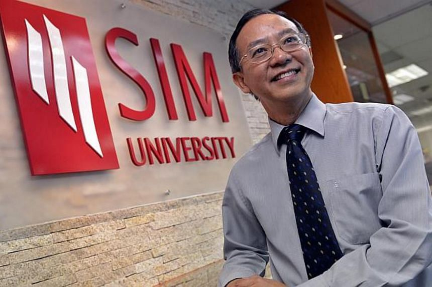 UniSIM president Cheong Hee Kiat offered more details on the online courses for the public, saying 20 to 30 courses will be offered next year.