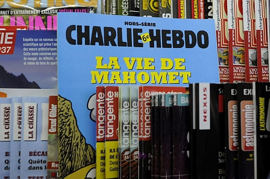 """""""To be Charlie you have to be ready to defy real death threats and firebomb attacks; to press on, like the murdered journalists, in the face of patent risks to your life while working under police protection (the dead included two officers),"""" says"""