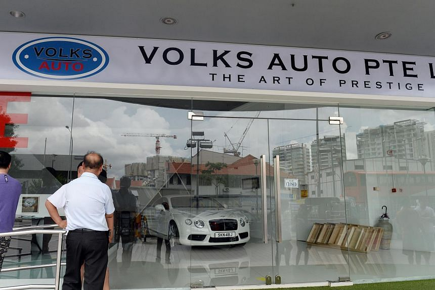 Car buyers were drawn to prices advertised by Volks Auto that were $10,000 lower than prevailing rates.