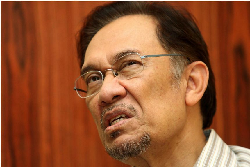 Anwar Ibrahim's lawyers are seeking a house arrest order for the former opposition leader.