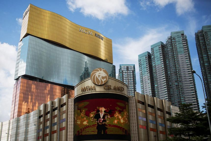 The MGM Macau casino resort, operated by MGM China Holdings Ltd., stands in Macau, China, on Friday, June 26, 2015.