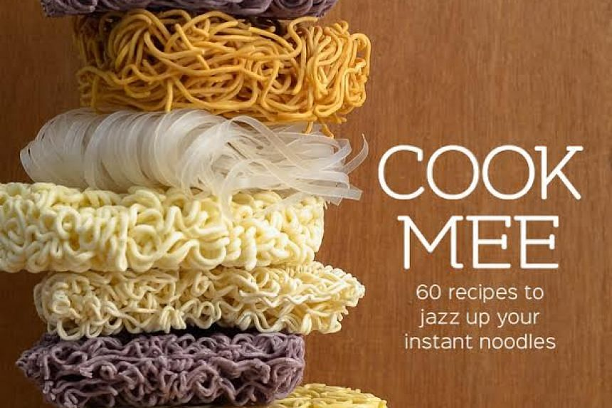 Cook Mee: 60 Ways To Jazz Up Your Instant Noodles is the latest e-book from the Straits Times Star E-books app.