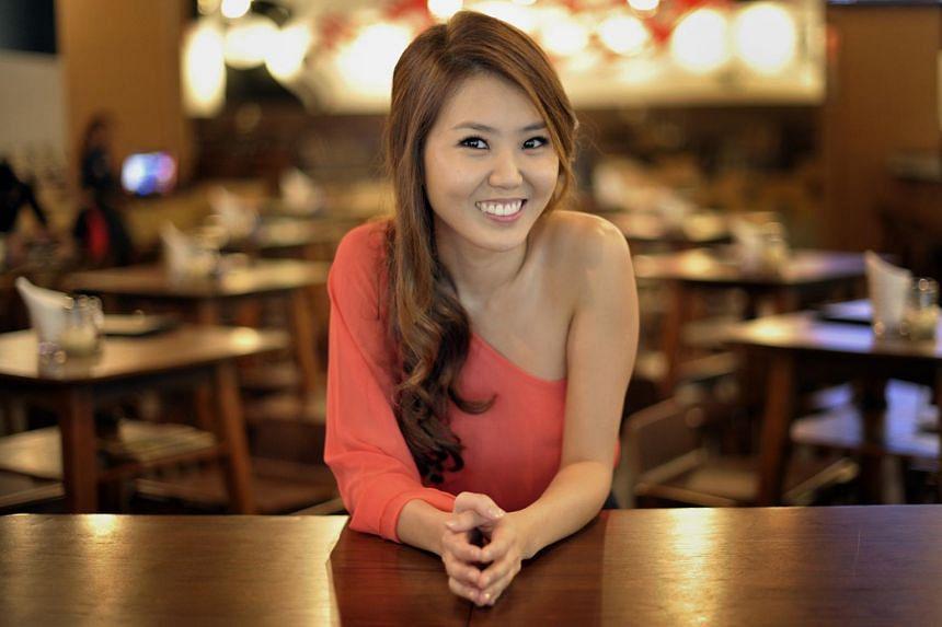 Home-grown singer Tay Kewei.