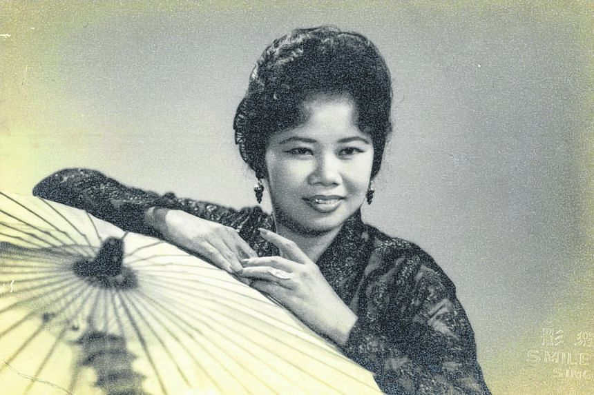 The songs of Nona Asiah, a popular singer on Malay radio and cinema in the 1940s and 1950s, will be performed at a concert at the Esplanade Concert Hall.