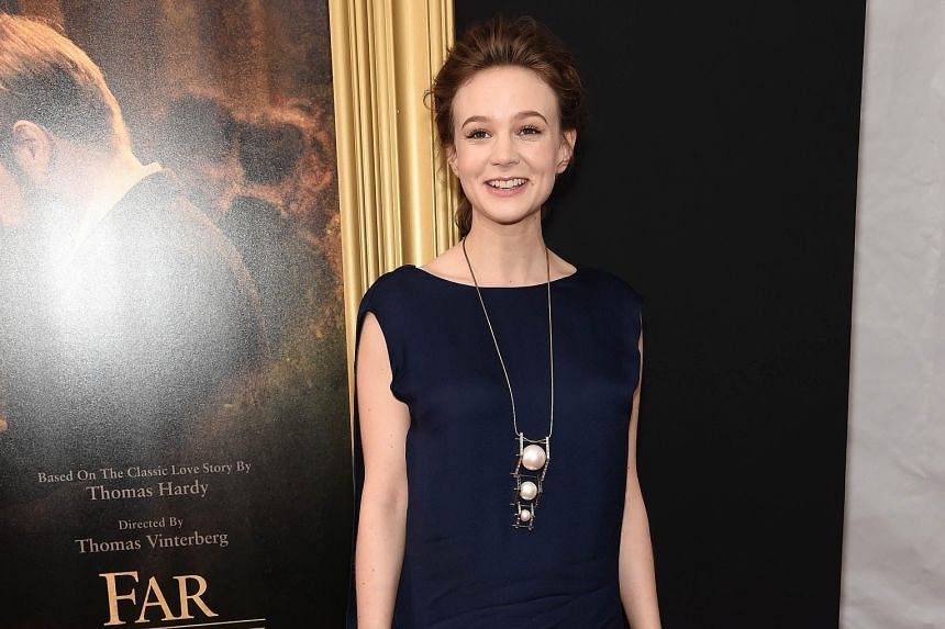Carey Mulligan adores the quiet life in the English countryside where she lives with her husband, musician Marcus Mumford.
