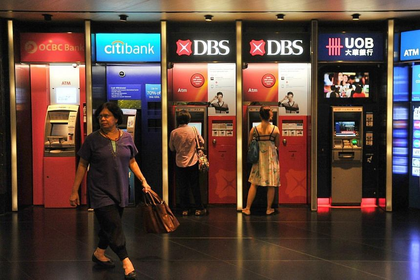 Bank lending in Singapore rose 0.5 per cent in May from April.