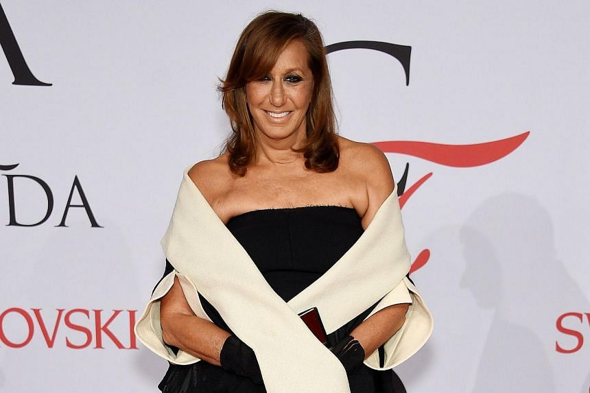 Designer Donna Karan attends the 2015 CFDA Fashion Awards at Alice Tully Hall at Lincoln Centre on June 1, 2015, in New York City.