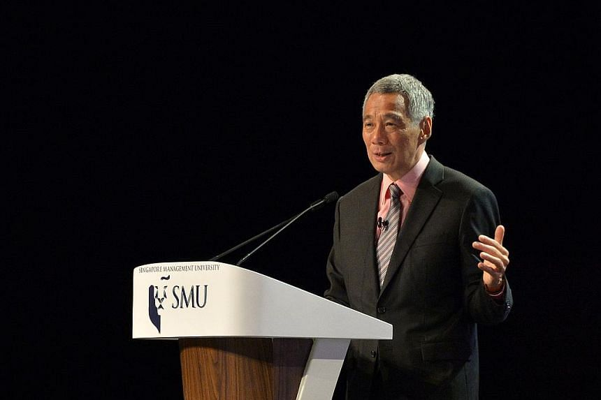 PM Lee Hsien Loong, speaking at the annual Ho Rih Hwa Leadership in Asia lecture last night, said that for policies to succeed, Singaporeans must have a strong sense of identity and nationhood, a sense that being Singaporean is something to be proud