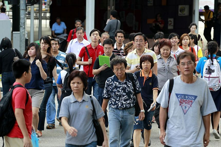 Singapore needs to boost its falling birth rate.