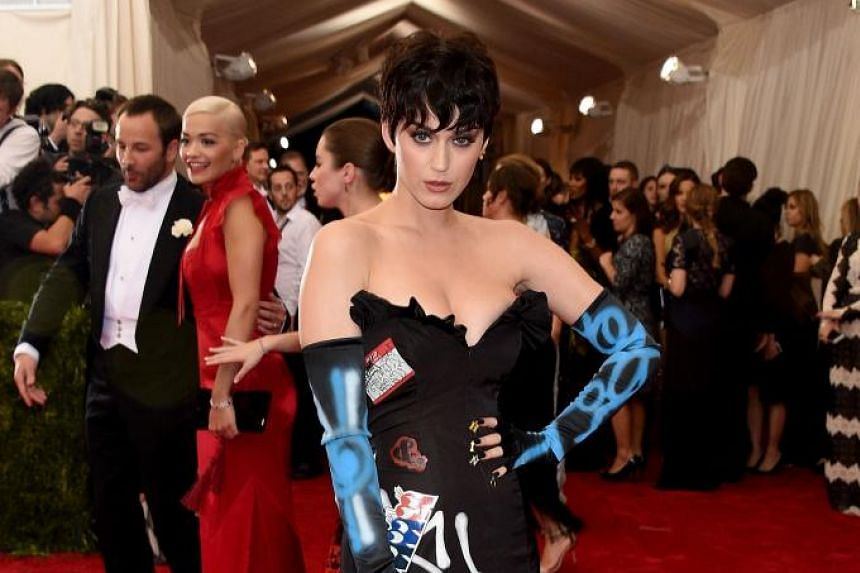 Singer Katy Perry reportedly wants to live in the convent with her mother and grandmother.