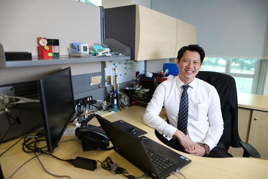 Mr Tan Yong Teck, currently vice-president of OCBC's data centre operations, graduated from Temasek Polytechnic with a diploma in IT in 2000 and joined the bank in 2003, following his national service. He also completed a degree in IT and business from Un