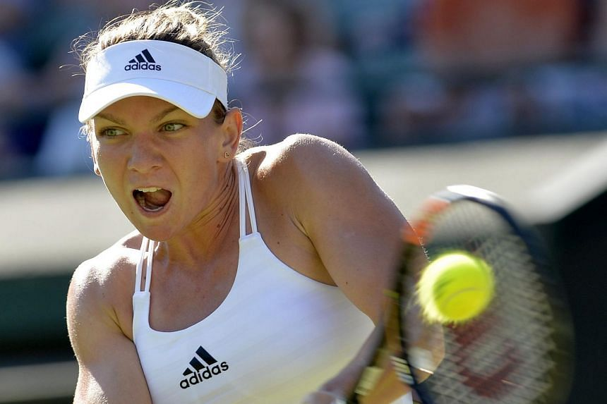 Romanian third seed Simona Halep became Wimbledon's biggest casualty so far when she lost 5-7, 6-4, 6-3 to Jana Cepelova of Slovakia in the first round.