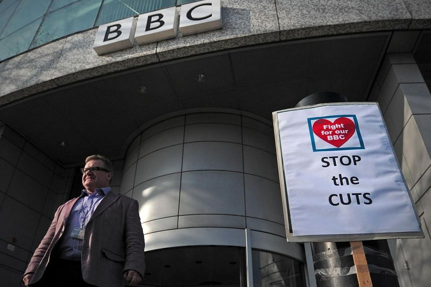 The BBC said it will cut more than 1,000 jobs as viewers turn off televisions and watch programmes on the Internet.