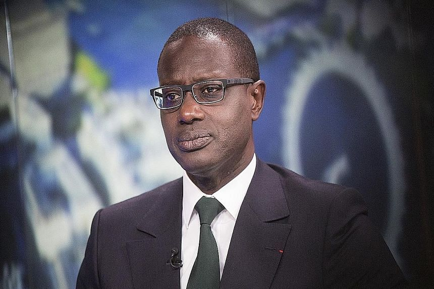 Mr Tidjane Thiam, the new CEO at Credit Suisse, has told staff he would seek advice from them on how the bank can be more agile while operating to the highest ethical standards.