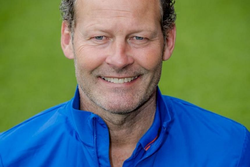 Danny Blind is the new Netherlands coach.