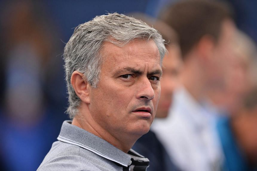 Goalkeeper Petr Cech's transfer to Arsenal received his backing, says Chelsea manager Jose Mourinho (above).