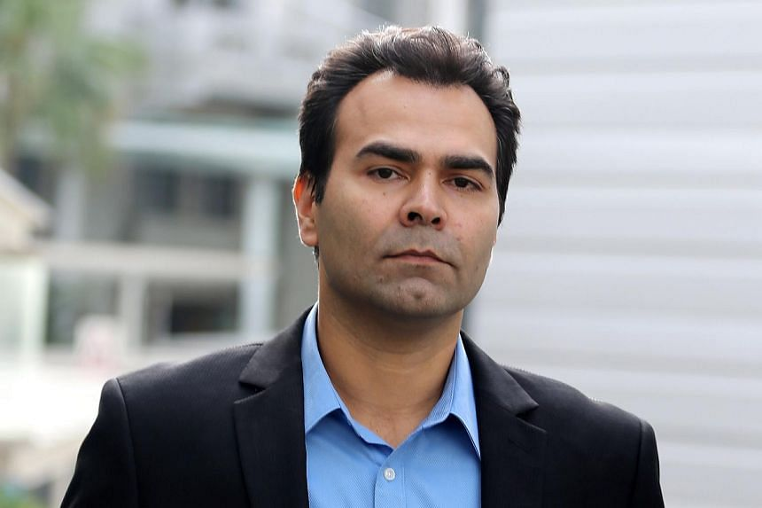 Sundram Peter Soosay was convicted of assaulting a cabby while drunk.