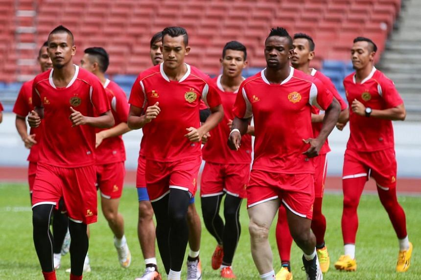 Kelantan coach Azraai Khor Abdullah says his men (above) have learnt from their FA Cup final loss to the LionsXII and will not repeat their mistakes when the teams meet in the MSL tomorrow.