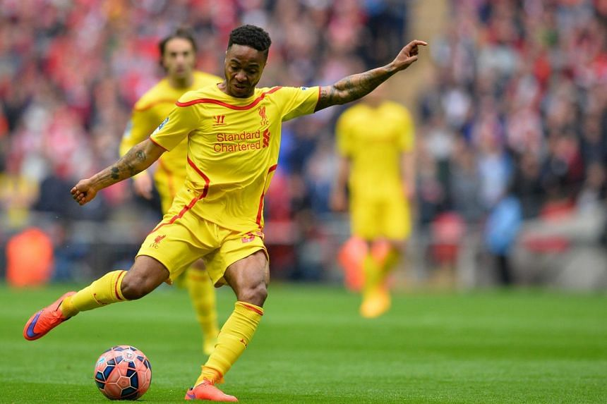Liverpool striker Raheem Sterling is one of the two clubs' targets.