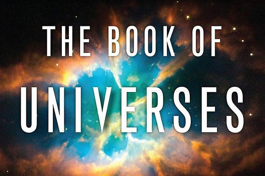The Book Of Universes by John D. Barrow