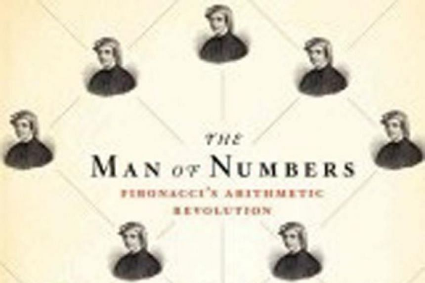 The Man Of Numbers: Fibonacci's Arithmetic Revolution by Keith Devlin
