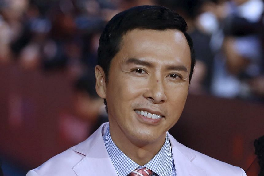Hong Kong actor Donnie Yen will play a Chinese Jedi who meets iconic character Han Solo in the upcoming Star Wars movie.