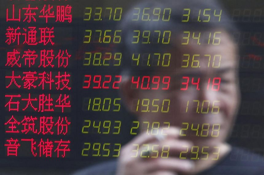 Amid the Greek storm, China's stock markets face a make-or-break week.