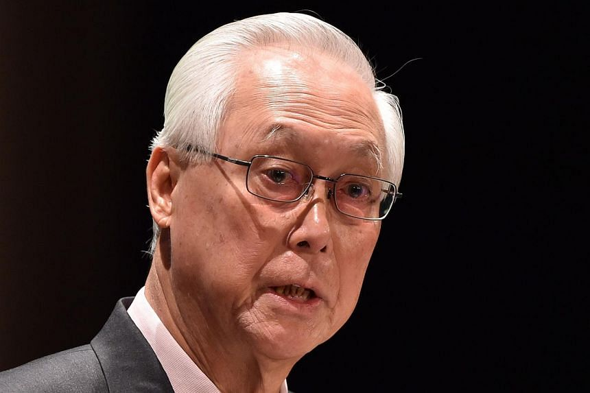 Emeritus Senior Minister (ESM) Goh Chok Tong  has been conferred an  honorary degree of Doctor of Laws by NUS.