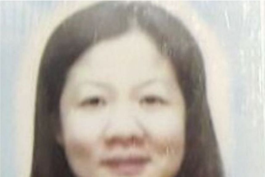 Ms Leow Siew Hoong was killed when the motorcycle she was on motorcycle rammed into a stationary motorcycle and lorry along the Malaysia-Singapore Second Link on Monday, July 6, 2015.