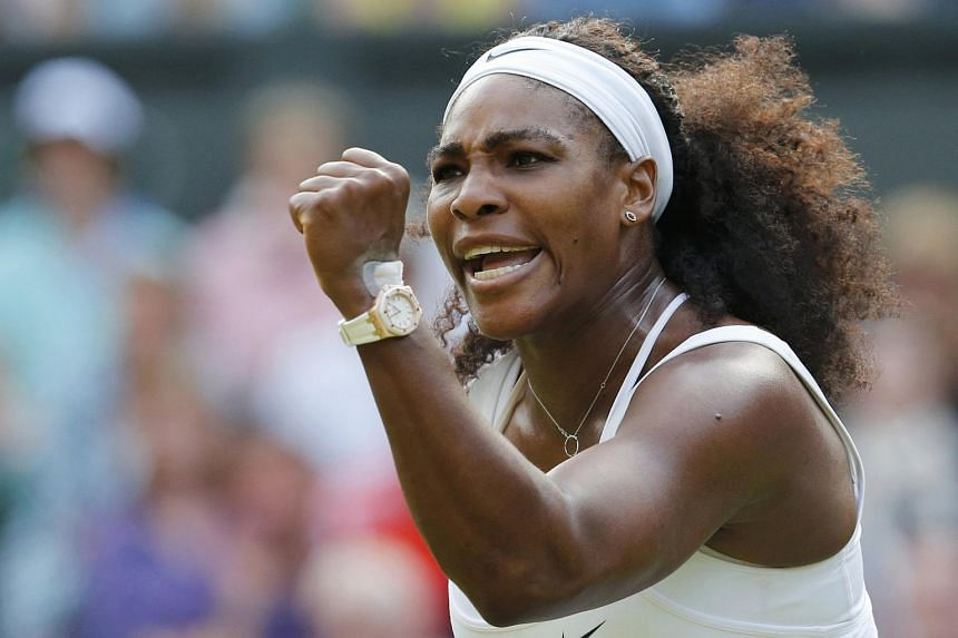Women's tennis world No. 1 Serena Williams has been confirmed as the first player to qualify for this year's BNP Paribas WTA Finals Singapore.