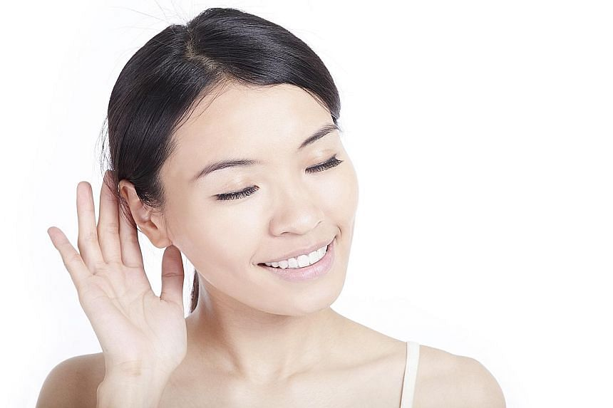 Conductive hearing loss usually involves a reduction in sound level or in one's ability to hear faint sounds. On some occasions, this may worsen to inner-ear sensorineural hearing loss.