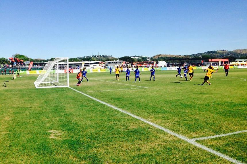 Vanuatu racked up a new international football record score in their 46-0 defeat of Micronesia.