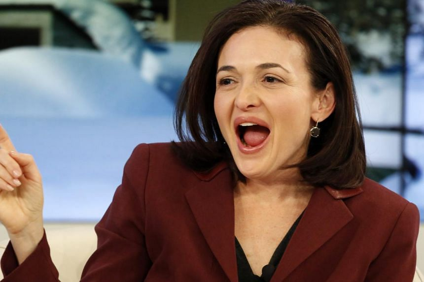 Ms Sandberg is the second-largest shareholder in SurveyMonkey, the online polling company that her late husband Dave Goldberg ran.