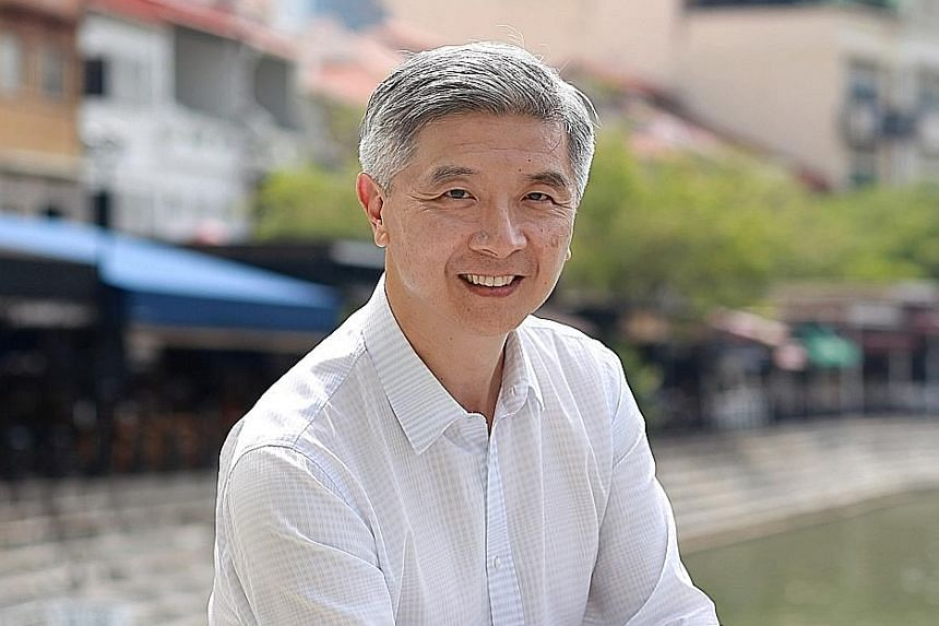 Mr Wilson Tan, chairman of the Singapore River One - an organisation of business owners - has won the Place Champion award.