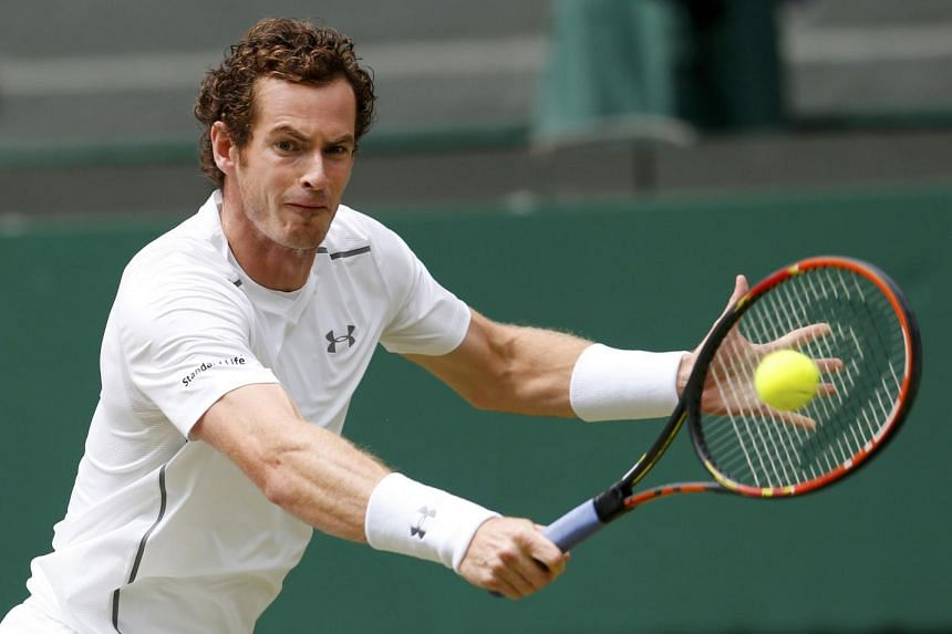 Murray put on a ruthlessly efficient display.