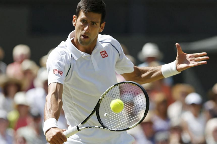 Djokovic won with a ruthlessly efficient 7-6 (7/2), 6-4, 6-4.