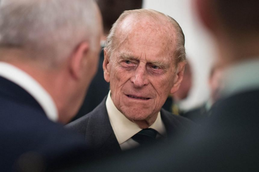 Prince Philip is well-known for occasional verbal gaffes.