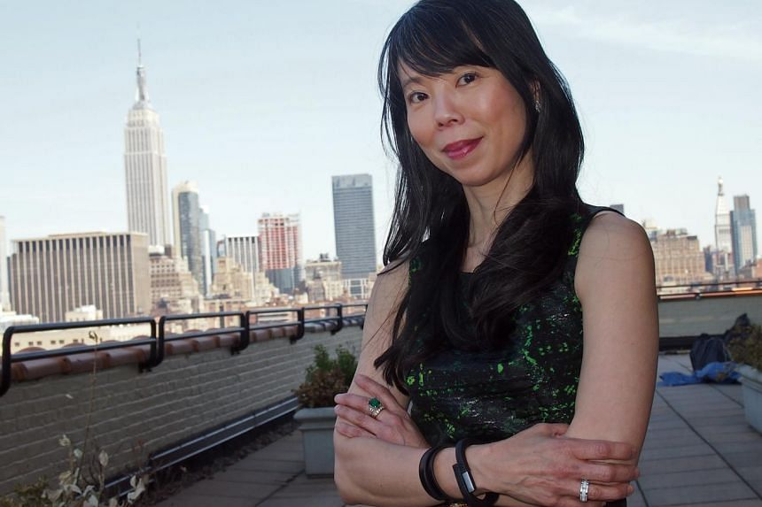 Ms Wong started out as a commodities trader but became a cosmetics executive after she got married and moved to the US.