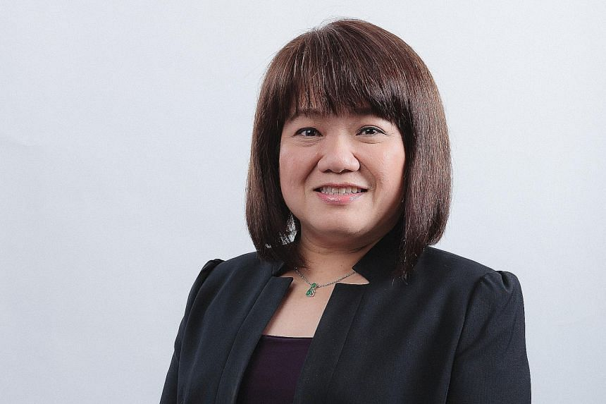 MS CARMEN LEE, OCBC investment research head